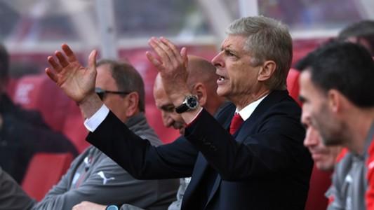 Arsene Wenger Arsenal 13052017