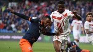 Stephane Sessegnon Ibrahim Amadou Montpellier Lille Ligue 1 29042017