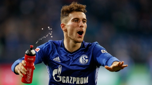 Bayern confirm interest in Schalke star Goretzka