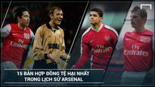 Arsenal's 15 worst signings of all time