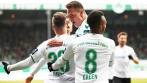 Greuther Fürth 2 Bundesliga 26112017