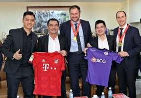 Hanoi FC & Bayern Munich