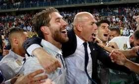 Zidane & Ramos