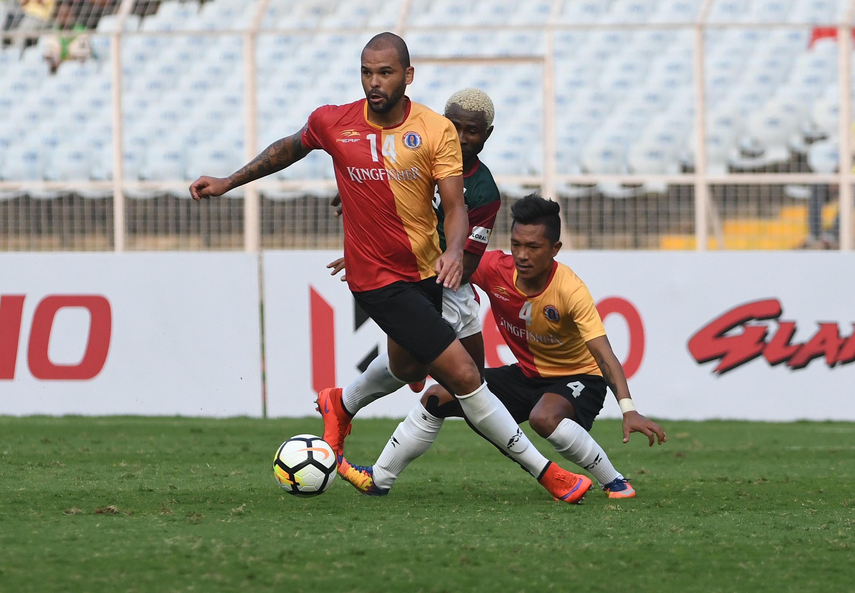 Mohun Bagan East Bengal I-League 2017 Kolkata Derby