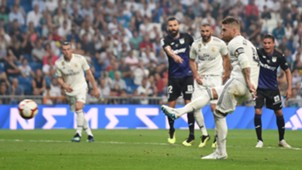 Sergio Ramos Real Madrid Leganes LaLiga 01092018