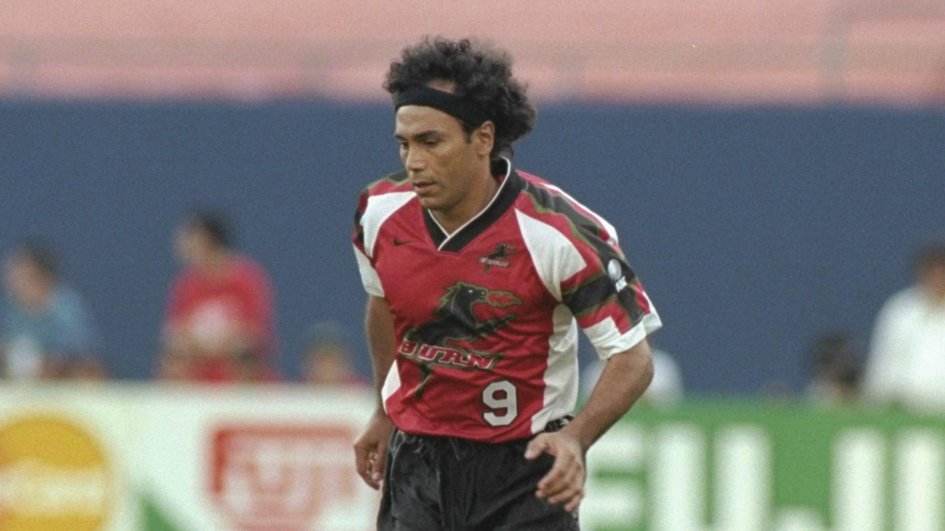Hugo Sanchez MLS Dallas 07101996