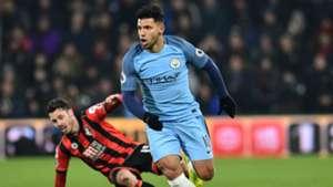Bournemouth Manchester City Aguero