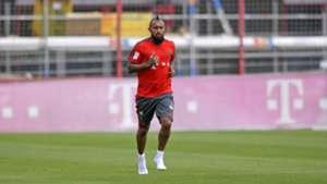 ONLY GERMAN Arturo Vidal FC Bayern München Training 19072018