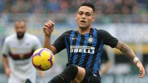 Lautaro Inter Genoa