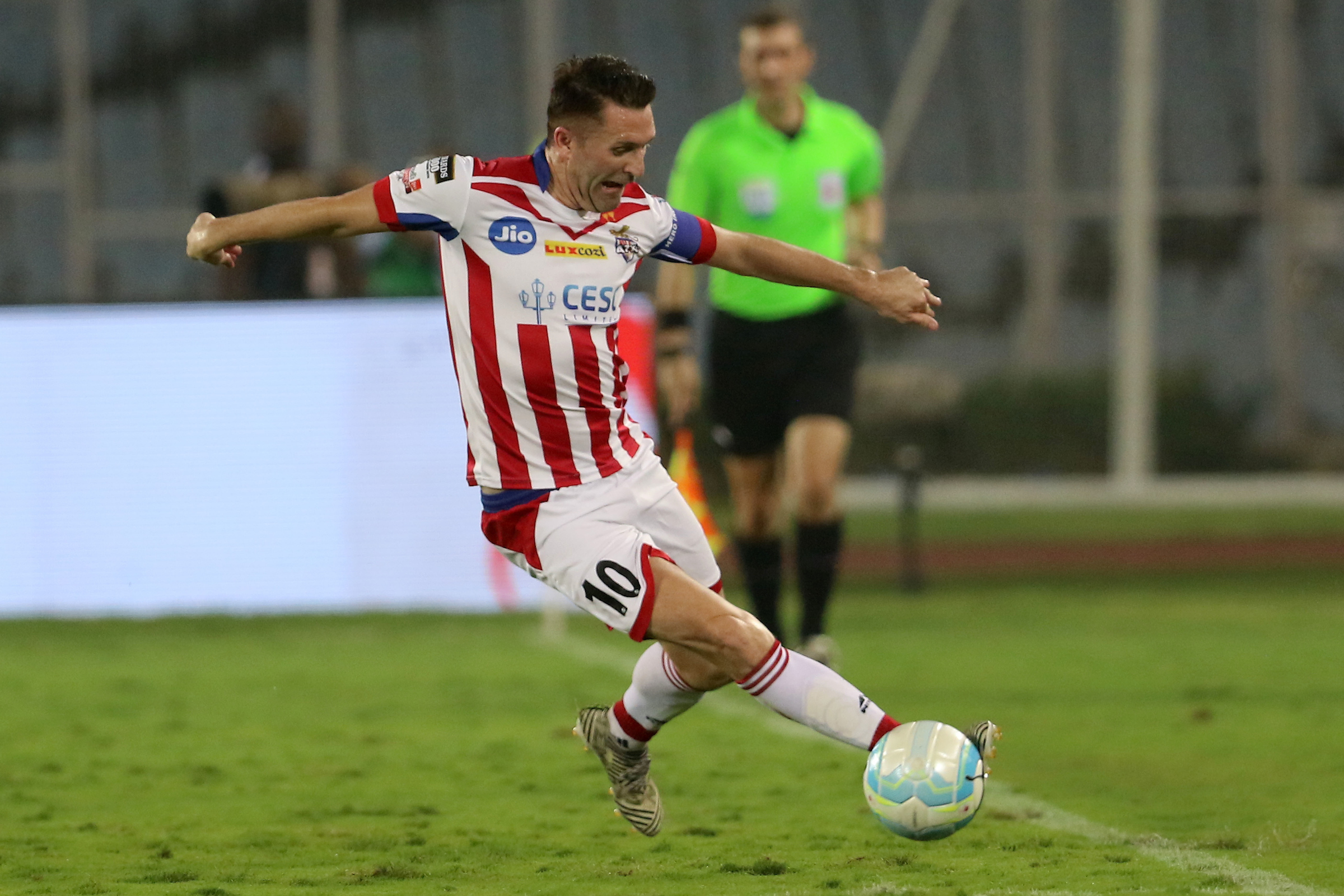 Robbie Keane ATK NorthEast United ISL 2017-18