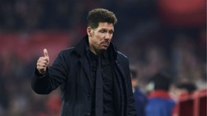 Diego Simeone Atletico Madrid Sevilla Copa del Rey
