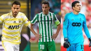 Mexicanos Europa League