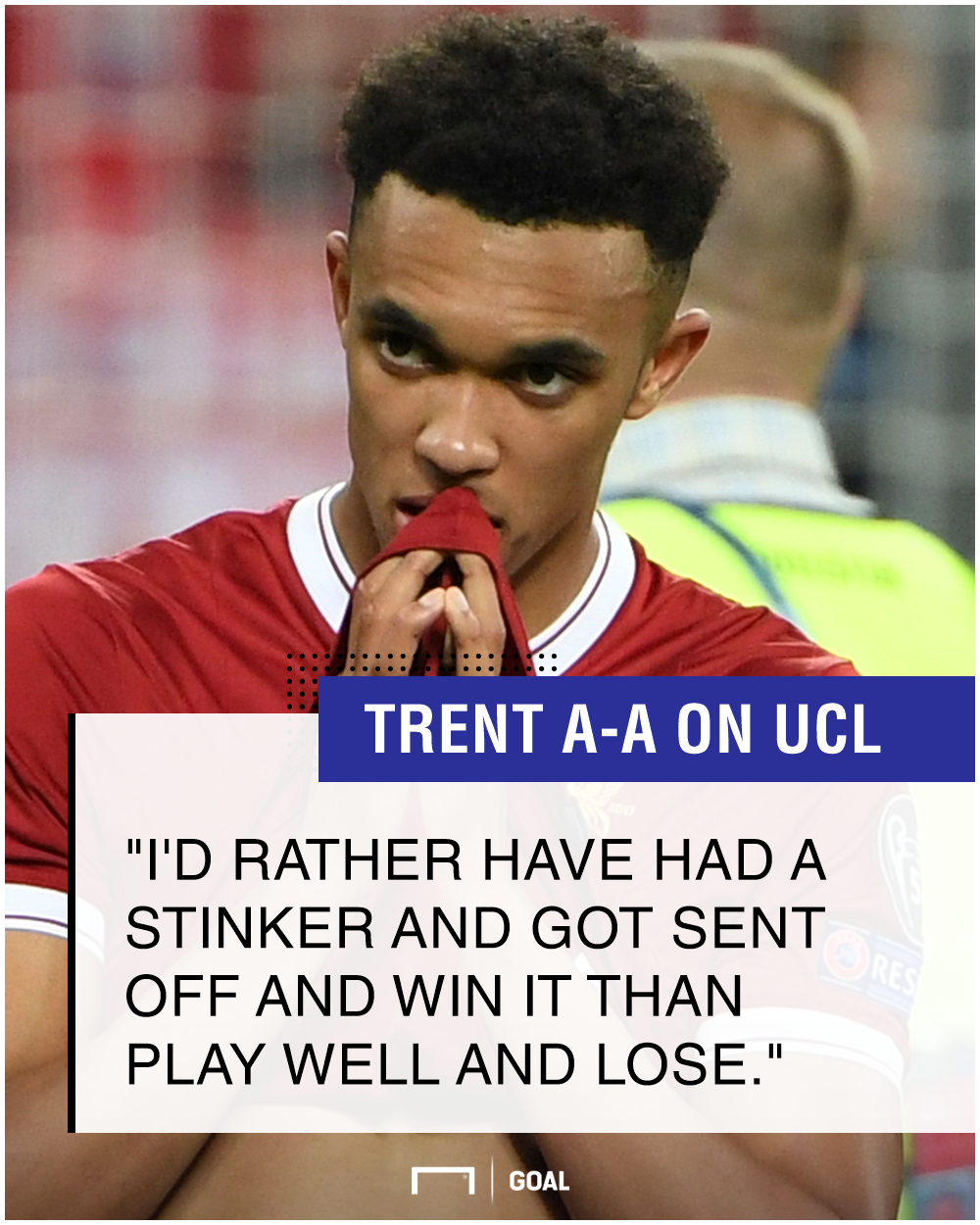 Trent AA on UCL