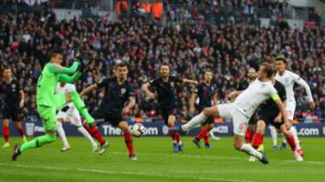 england croatia - lovre kalinic harry kane - uefa nations league - 18112018