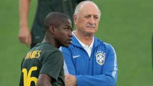 Ramires Felipão Scolari Brasil 2014 13 06 2019