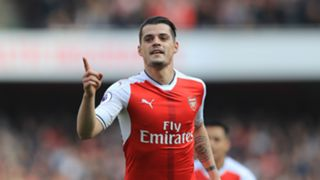 Granit Xhaka Arsenal Premier League