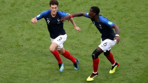 Benjamin Pavard France Argentina World Cup 30062018