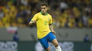 Coutinho Brazil Qatar Friendly 05062019