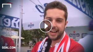 GFX Atletico Fan