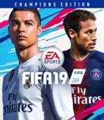 FIFA 19 Ultimate Cover Cristiano Ronaldo Neymar
