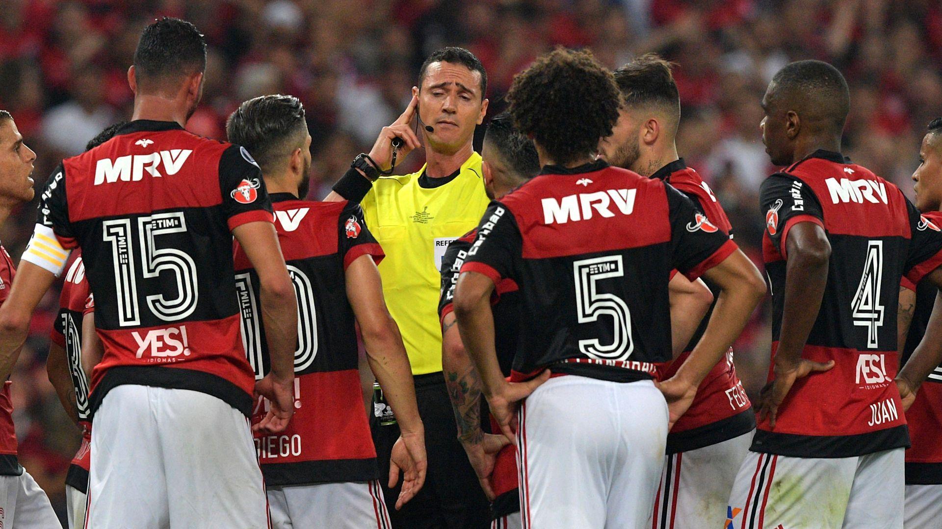 Flamengo Independiente Copa Sudamericana 13122017