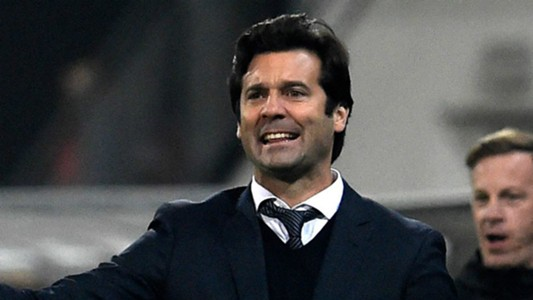 Santiago Solari Real Madrid 2018-19