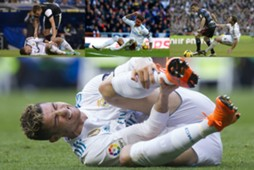Real Madrid Collage Fouls GFX