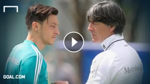 Löw Özil Germany