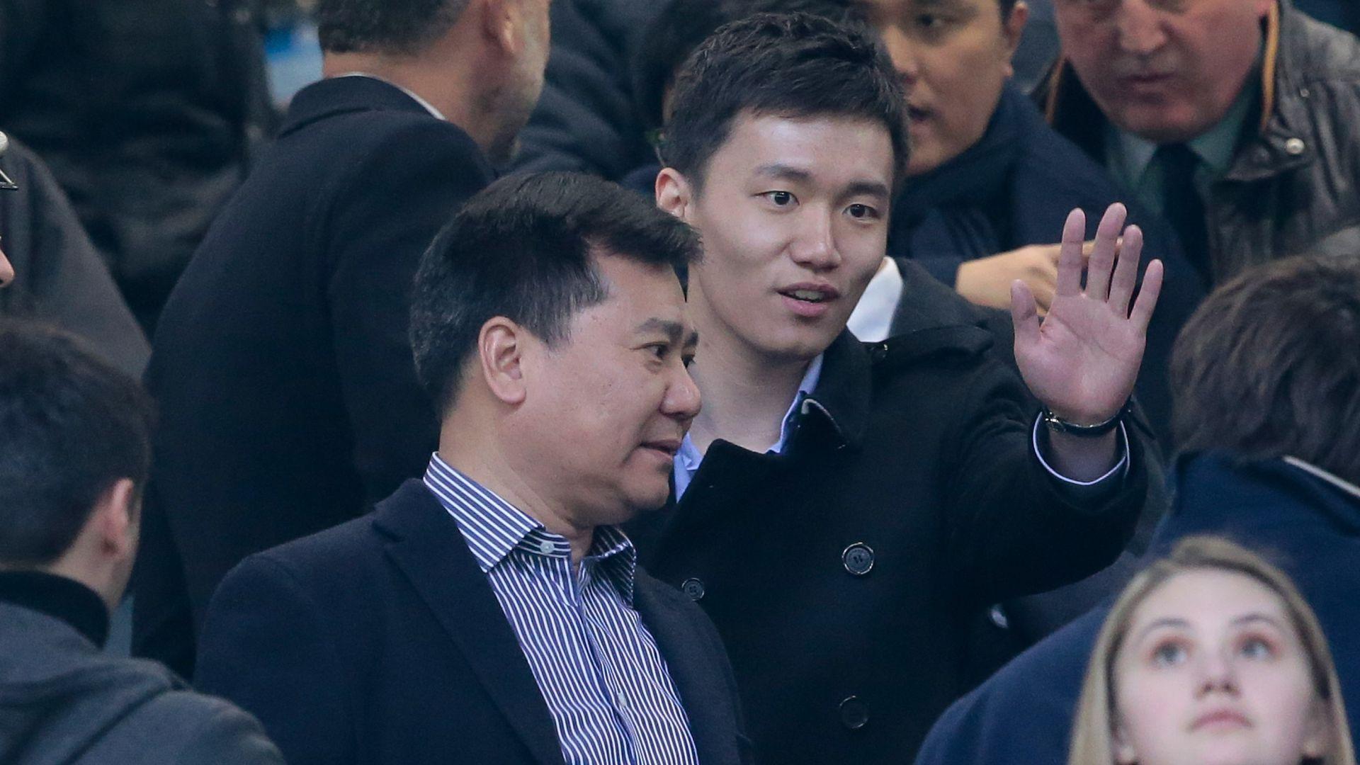 Zhang Jindong Steven Zhang Inter
