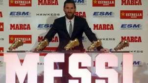Messi Bota de Oro