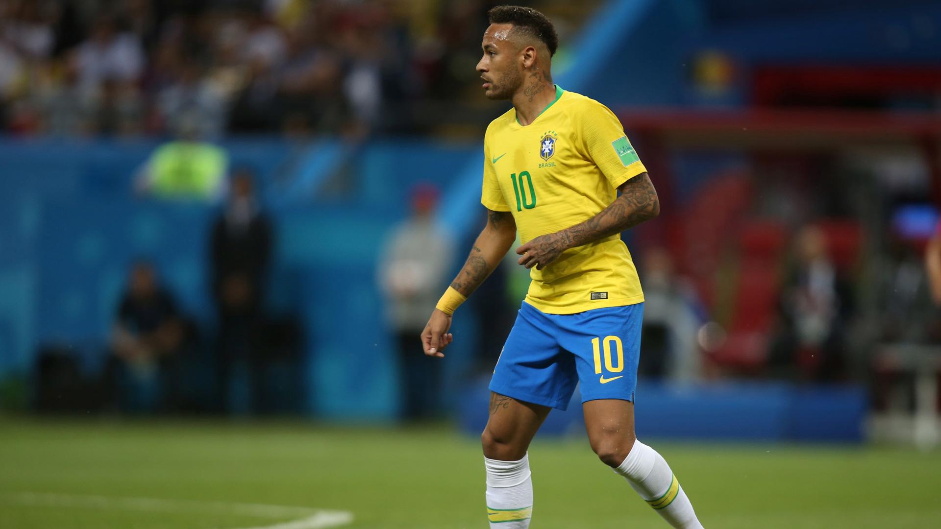 Neymar encourage Kylian Mbappé et Ivan Rakitic pour la finale du Mondial