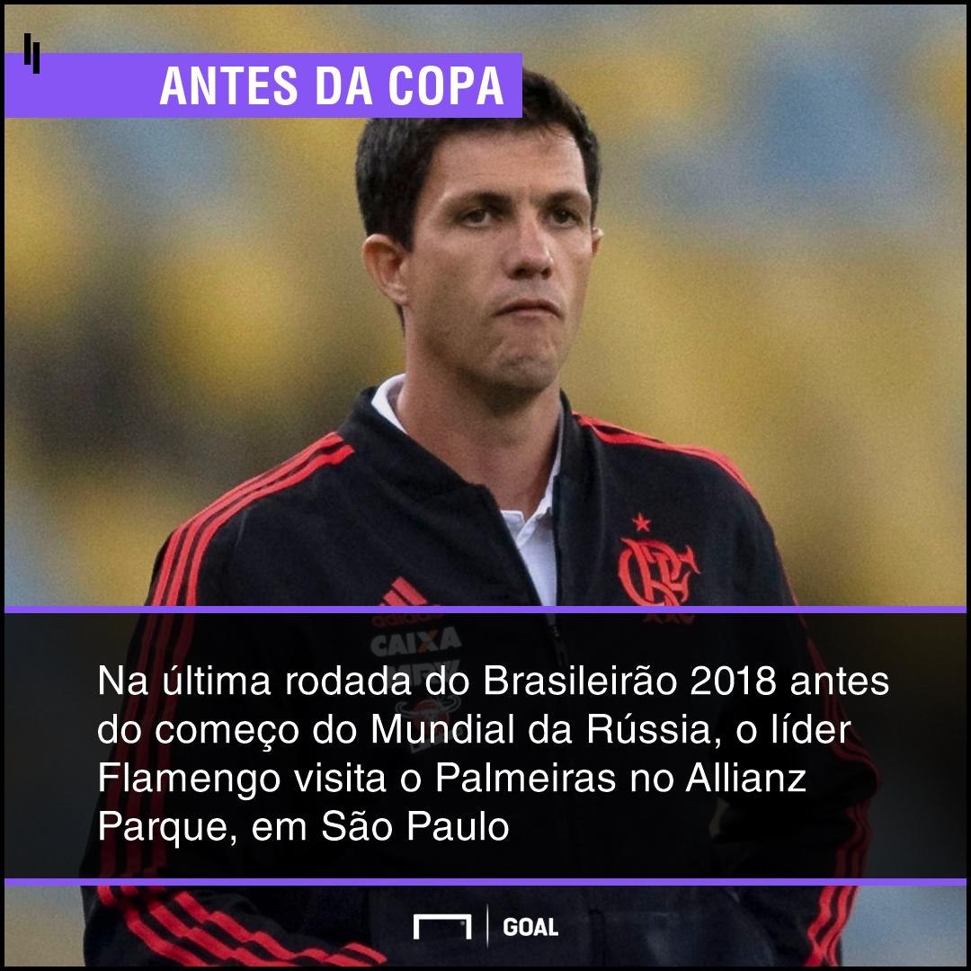 GFX bet365 Palmeiras x Flamengo