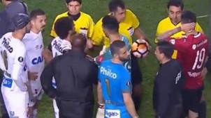 Santos Independiente Final Copa Libertadores 28082018