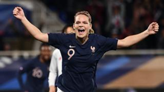 Eugenie Le Sommer France 2019