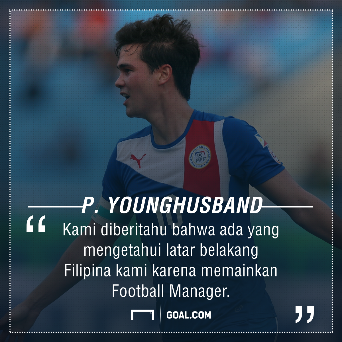GFX Phil Younghusband