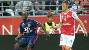 Ferland Mendy Reims Lyon