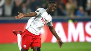 Amadou Haidara Red Bull Salzburg Europa League