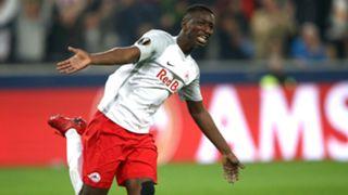 Amadou Haidara Red Bull Salzburg Europa League