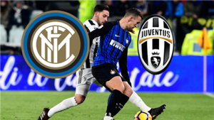 GFX Inter Mailand vs. Juventus Turin