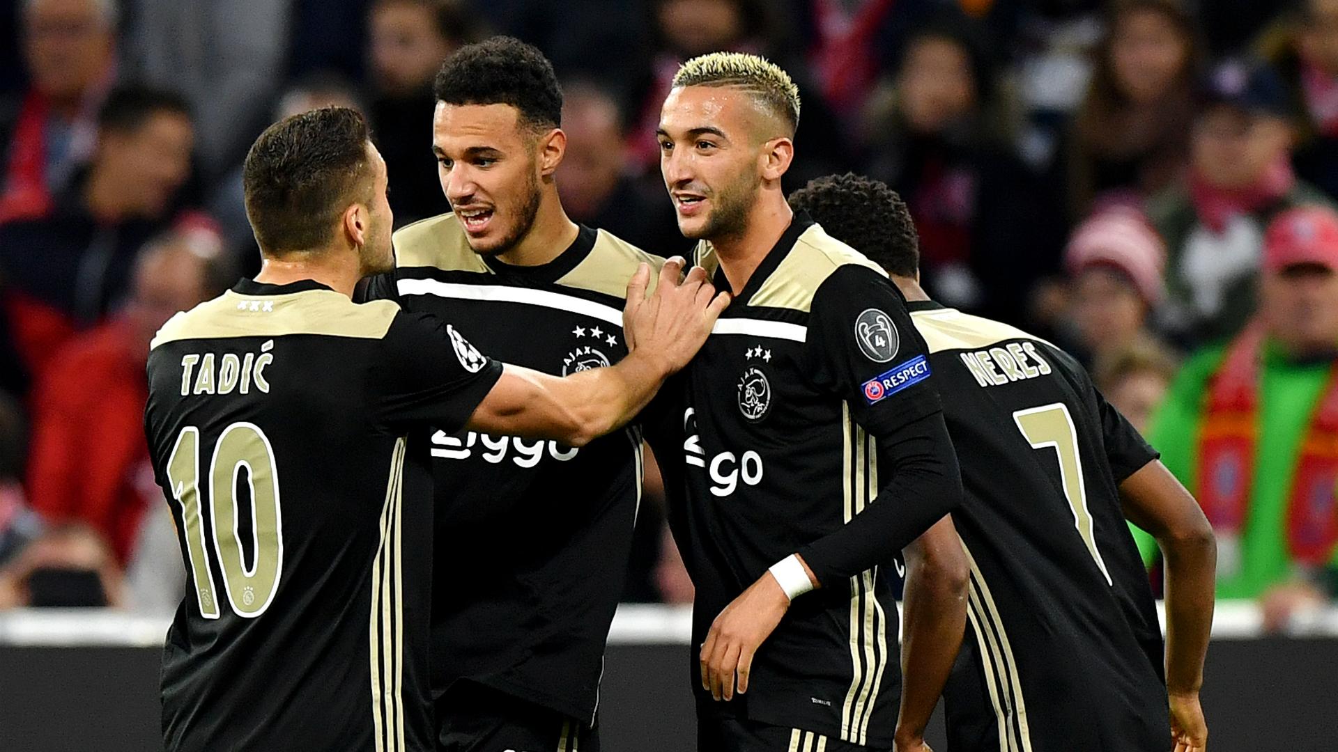FC Bayern München Ajax CL 2018