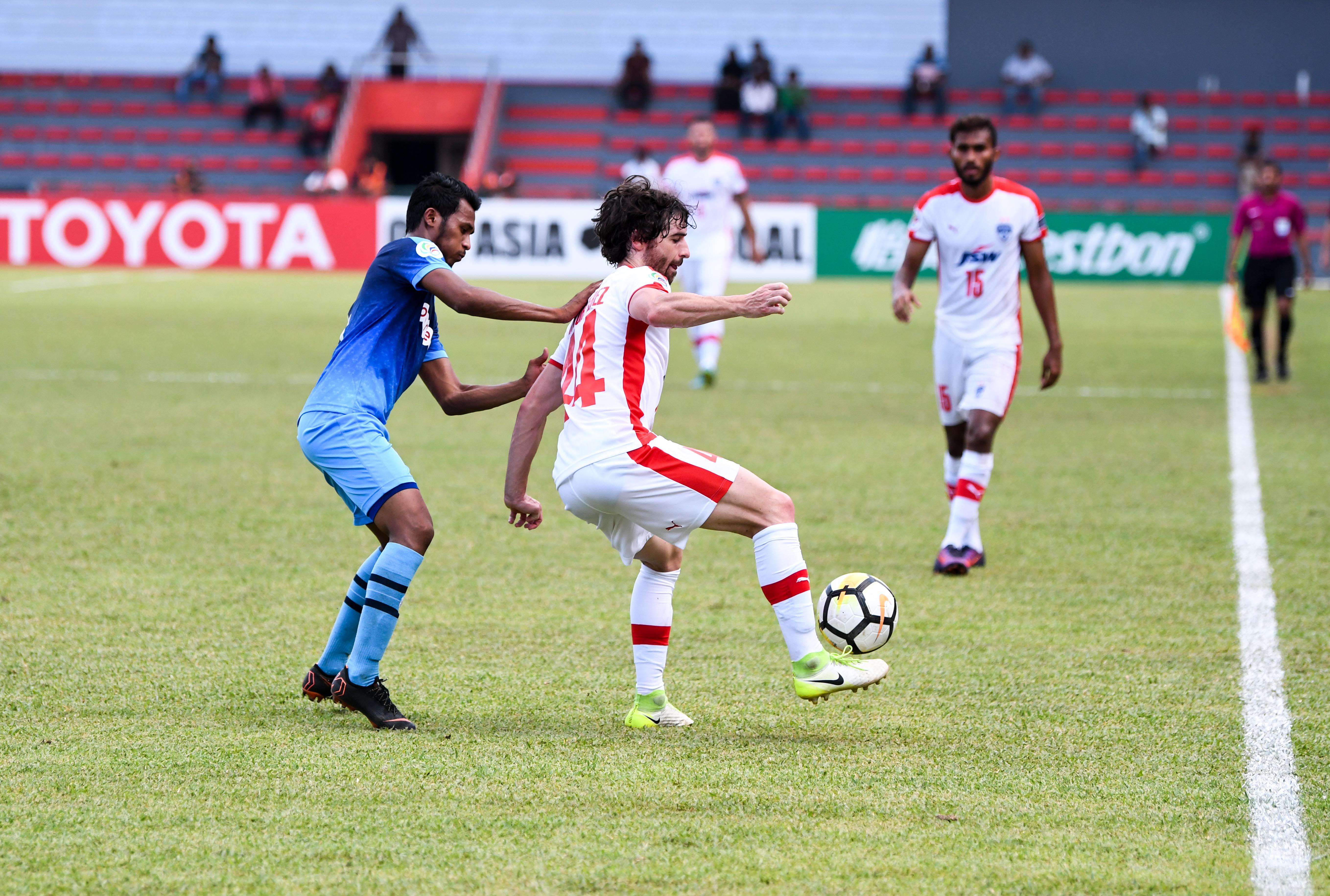 New Radiant Bengaluru FC AFC Cup