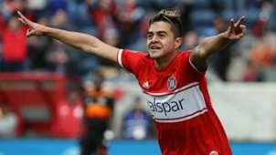 Diego Campos Chicago Fire MLS 2018