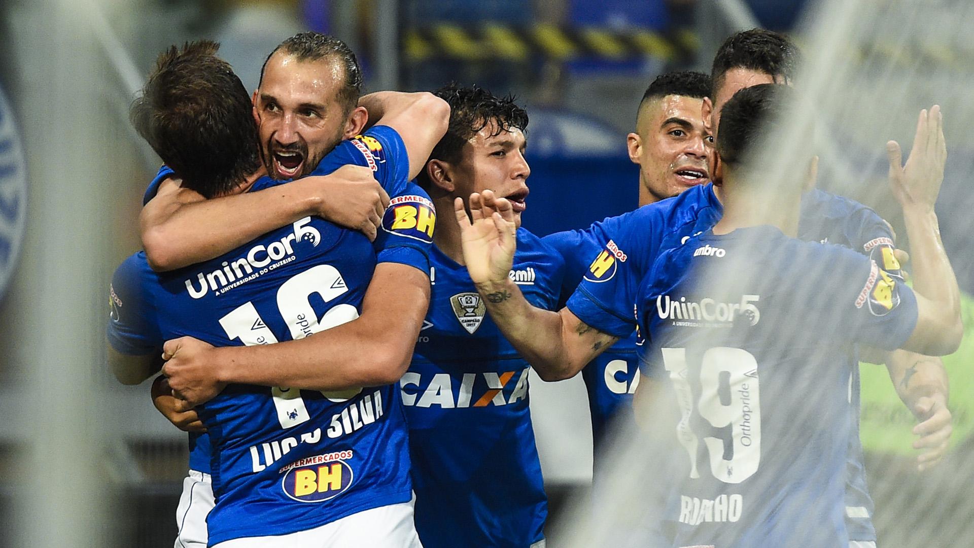 Barcos Cruzeiro Palmeiras Copa do Brasil 26092018