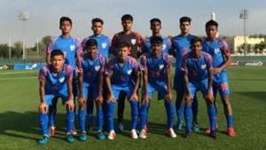 India U-16 XI v Saudi Arabia U-16
