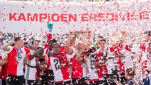 Feyenoord-spelers, Kampioenschap 2016/17