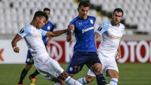 Kevin Strootman Boubacar Kamara Apollon Limassol Marseille UEFA Europa League 04102018