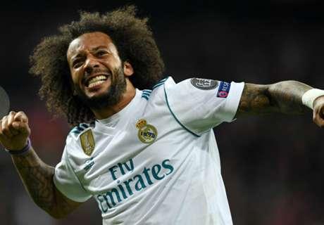 Salah should worry about 'Mr Champions League' Marcelo