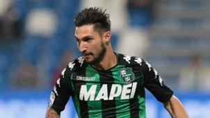 Matteo Politano, Sassuolo, Serie A, 25102017