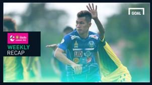 ผลการแข่งขันฟุตบอล ออมสิน ลีกโปร (T3) สัปดาห์ที่ 19