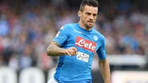 Christian Maggio Napoli Serie A